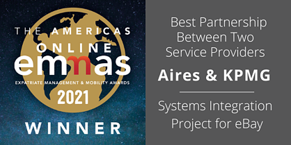 _ Best Partnership between Two Service Providers Aires & KPGM Systems Integration Project for eBay (Americas) (3)